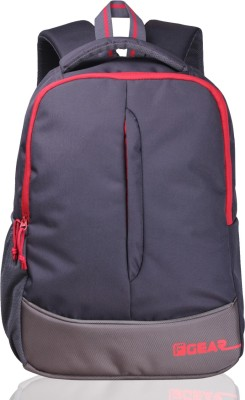 F Gear Fer 19 L Backpack(Grey, Red)