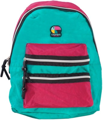 Chumbak Color Pop Backpack - Teal 2 L Backpack