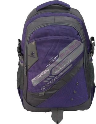 Fabion 1350 Purple N Grey 36 L Large Backpack