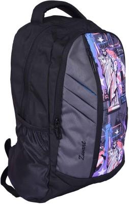 Zwart 114101 25 L Free Size Backpack