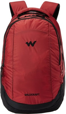 Wildcraft Peza 20 L Backpack(Red)
