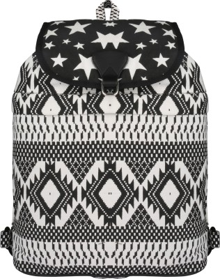 Crafts My Dream Rope Multi Color Bag 4 L Backpack