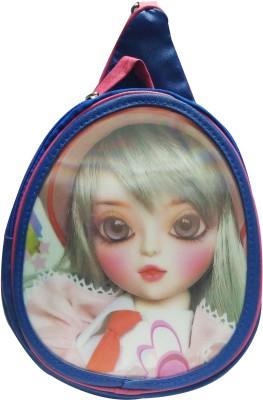 NEHASTORE Stylish Blinking Eyes Girls Bag 3 L Backpack