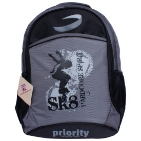Fashion Knockout Hardcore Spirt Laptop Bag 5 L Laptop Backpack