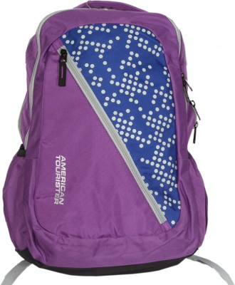 American Tourister Code 02 Magenta 20 L Backpack