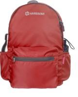 Harissons Plush 20 L Backpack(Red) best price on Flipkart @ Rs. 699