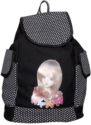 New Zovial Printed Barbie 3 L Backpack