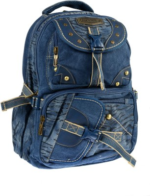 Eurostyle True Blue Series 8 L Free Size Backpack