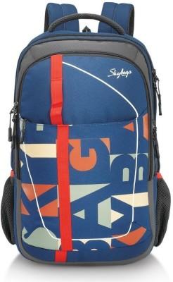 Skybags GEEK 02 BLUE 31 L Backpack