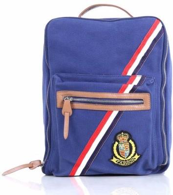 viaharp SANTIAGO FOR MEN OR WOMEN , ADJUSTABLE STRAP BAG , 12 L Laptop Backpack
