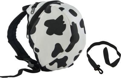 Meded Baby Safety Harness Strap Bag-Cow 4 L Backpack