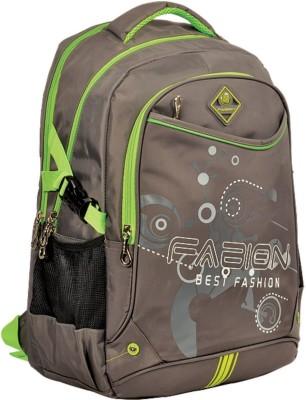 Fabion 1330 Grey N Fluoroscent Green 30 L Large Backpack