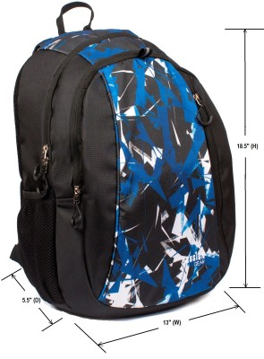Passiongear Amazer Blue 22 L Backpack