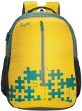 Sk Bags Skybags Yellow Polyester 30 L Ba...