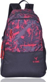 Y Fore VIBE O 27 L Backpack(Red)