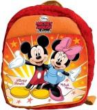 Disney MICKEY AND MINNIE PLUSH BAG 1 L B...