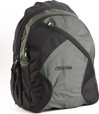 Creation C-52xlgreen 8 L Big Backpack