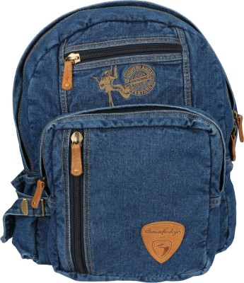Honey Badger Vintage Denim 5 L Standard Backpack