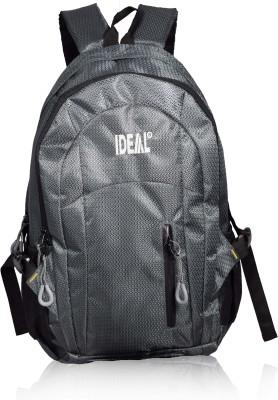 Ideal Shield Grey 25 L Laptop Backpack
