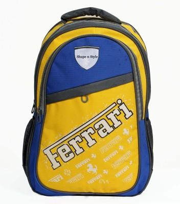 Shape n Style Ferrari 18 L Backpack