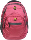 Hawai Ample Roomy 16 L Backpack (Pink)
