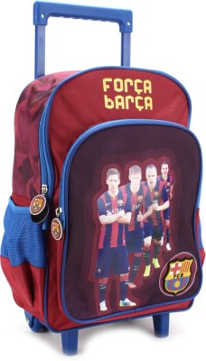 FCB The Football MachineTFM2003 Trolley Backpack
