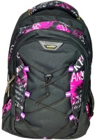 Navigator SureDeal casual 20 L Laptop Backpack(Black, Purple, White)