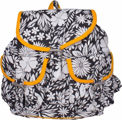Vogue Tree BLKFLEAFOCR 10 L Backpack