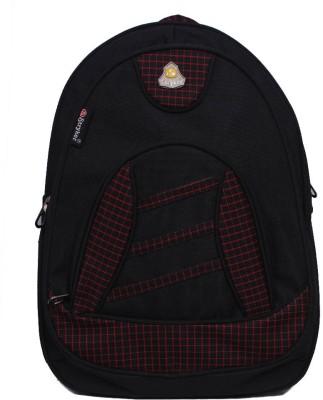 Stryker Stryker 28 Liter Campus Bagpack - Black 28 L Backpack