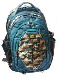 Alkah College Bag 5 L Backpack (Green)