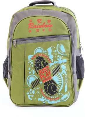 Rr Rainbow Just Play Backpack 19 L Backpack