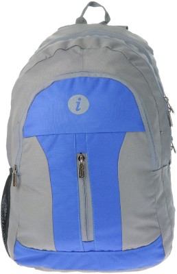 i With Front Zip Spacious 30 L Medium Backpack
