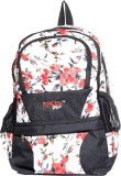 Raeen Plus RP0002-Wht-Orng 10 L Backpack...