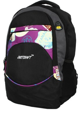 Justcraft Toyota P Purple 30 L Backpack