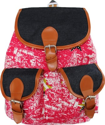Damit 162_pink 8 L Backpack