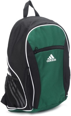 Adidas Backpack(Black, Green)
