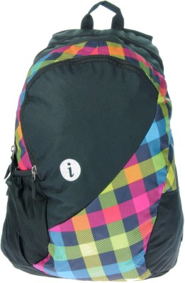 i Front Logo Spacious 30 L Medium Backpack