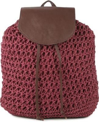 Instabuyz Stylish Purple Colour School Bag