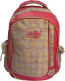 Starmark Lme-41-8 Backpack (Beige, Pink)