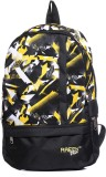 Raeen Plus RP0001-Ylw-Blk 10 L Backpack ...