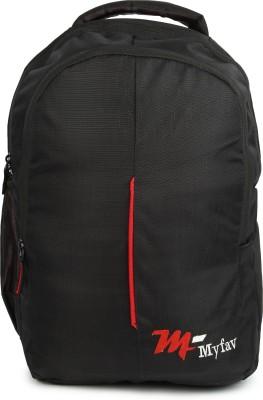 MY FAV BLACK0002 20 L Laptop Backpack