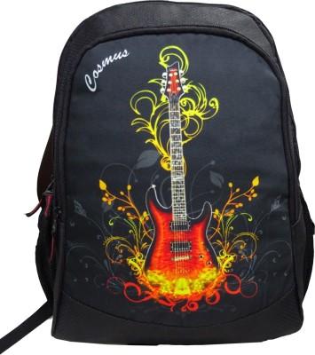 Cosmus Guitar Black 36 L Large Backpack