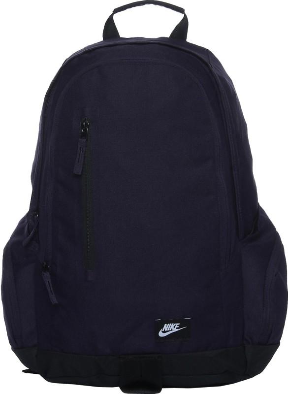 Nike All Access Fullfare 25 L Backpack(Blue) 4f0f901edaf69