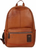 Tortoise Leather 28 L Backpack (Brown)