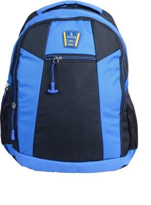 Sk Bags Kavish V Printe Code (BU) 37 L Laptop Backpack
