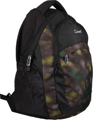 Zwart TRIXAN 25 L Medium Backpack