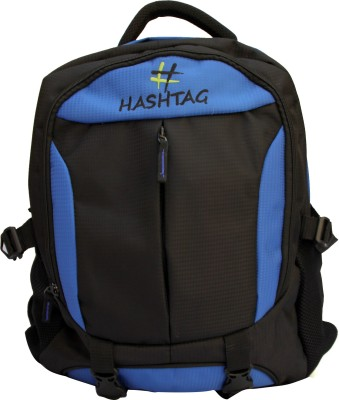 Fashion Knockout Adjustable Hashtag 5 L Laptop Backpack