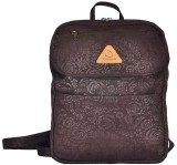 Tashii Brown Mixed Floral 12 L Backpack ...