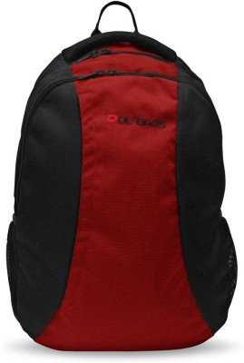 De, Bags Trio-Red 15 L Backpack