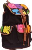 Moac BP001 Medium Backpack (Multicolor)
